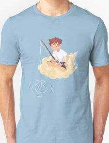 Cloud Fishing Unisex T-Shirt