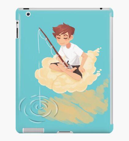 Cloud Fishing iPad Case/Skin