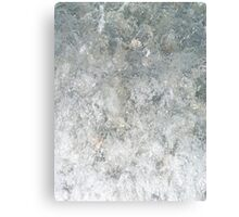 Bubbling Water Canvas Print