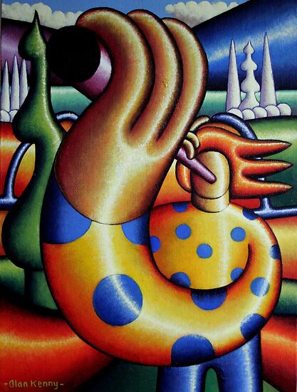 Gloss musician by Alan Kenny