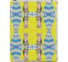 Crazy Eyes Pattern iPad Case/Skin