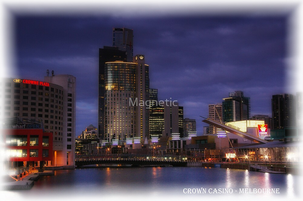 Crown Casino by Magnetic