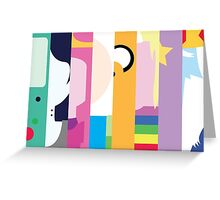 Come On Grab Your Friend Greeting Card