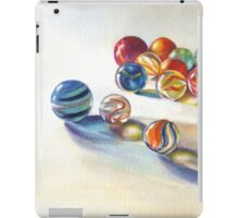 marbles iPad Case/Skin