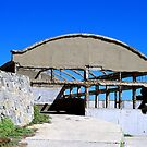 Dilapidated Building by Daidalos
