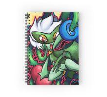 ROSERADE VINEWHIP Spiral Notebook