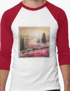 tuscany light Men's Baseball ¾ T-Shirt