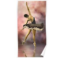 The Ballerina * Art Poster