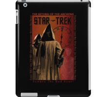 The Return Of The Archons iPad Case/Skin