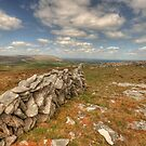 Beautiful Burren View by John Quinn