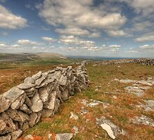 Beautiful Burren View by John Quinn