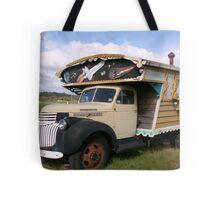 1945 Chevrolet Maple Leaf truck Tote Bag