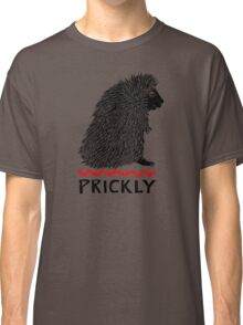 Prickly Porcupine Classic T-Shirt
