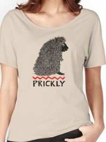 Prickly Porcupine Women's Relaxed Fit T-Shirt