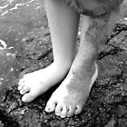 Sandy Feet by LaJoy