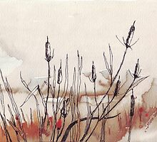 In the Bulrushes by Maree  Clarkson