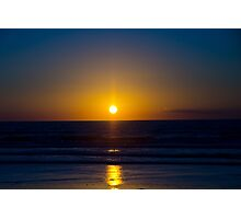 6426_West Coast Sunset Photographic Print