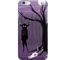 first meeting iPhone Case/Skin
