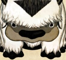 Avatar the Last Airbender - Lost Appa Wanted Poster Sticker