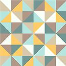 geometric pattern by Natalie Tyler