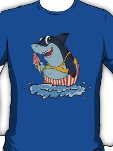 Happy Sundae Sharkie T-Shirt