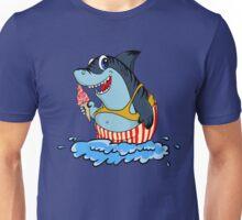 Happy Sundae Sharkie Unisex T-Shirt