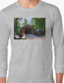 The Bridges of Lancaster County, PA Long Sleeve T-Shirt