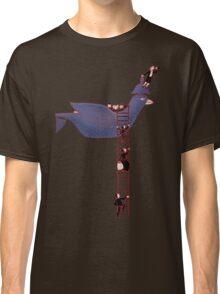 Bird Rescue Boat Classic T-Shirt