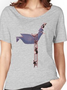 Bird Rescue Boat Women's Relaxed Fit T-Shirt