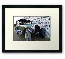 1915 Dodge Framed Print