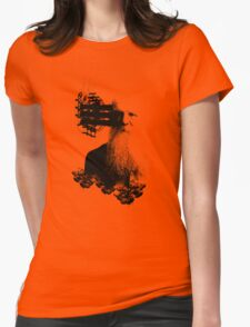 the science of sleep Womens Fitted T-Shirt