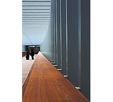 Infinity- Dubai Financial Centre Photographic Print