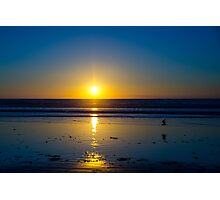 6421_West Coast Sunset Photographic Print