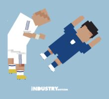 Foot-T 'On me chest son' by tinyindustry