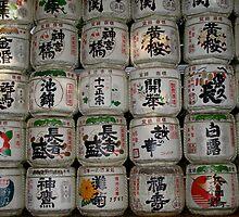Sake anyone? by Java06