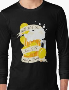 Five Gold and a Party  Long Sleeve T-Shirt