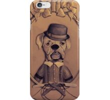 Taking Care Of Business iPhone Case/Skin