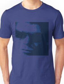 Lou Reed 1966 Blue Unisex T-Shirt