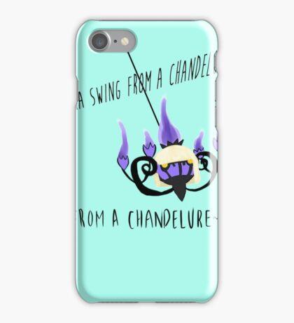 Pokemon Pun  iPhone Case/Skin