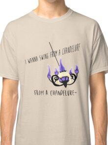 Pokemon Pun  Classic T-Shirt