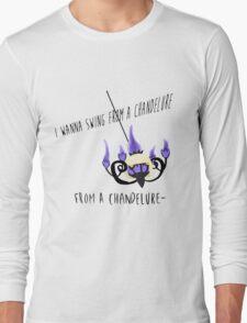 Pokemon Pun  Long Sleeve T-Shirt