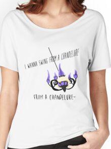 Pokemon Pun  Women's Relaxed Fit T-Shirt