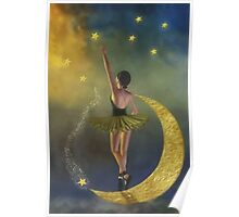 Reaching for the Stars * Ballerina  Poster