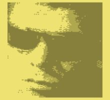Lou Reed 1966 Light Yellow by PigRelated