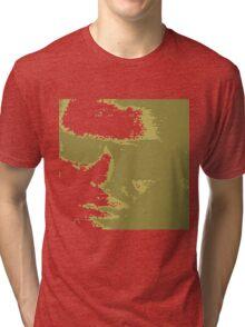Lou Reed 1966 Light Yellow Tri-blend T-Shirt