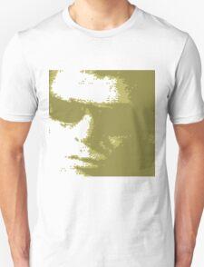 Lou Reed 1966 Light Yellow T-Shirt