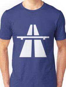 Autobahn Unisex T-Shirt