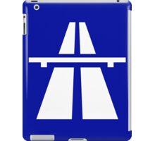 Autobahn iPad Case/Skin