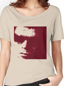 Lou Reed 1966 Red Women's Relaxed Fit T-Shirt