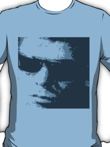 Lou Reed 1966 Light Blue T-Shirt